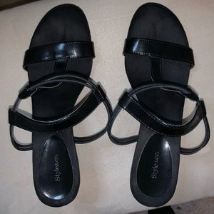 Style & co Black Heels